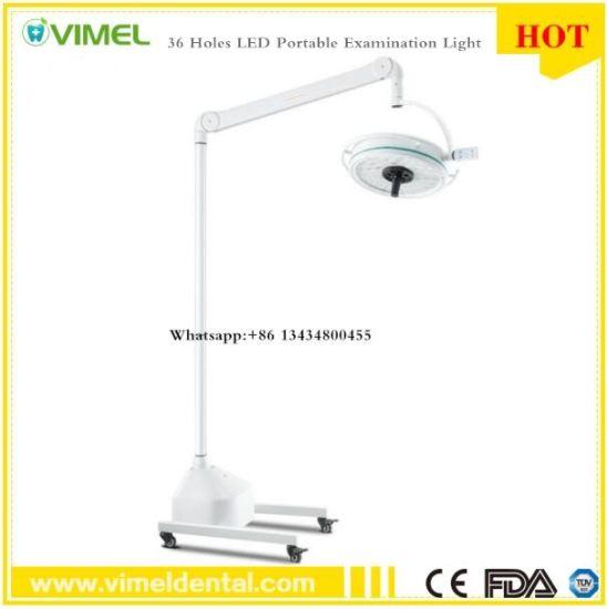 Dental Medical Shadowless Lamp 36 Holes LED portable Examination Light