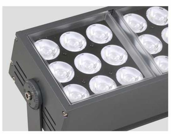 300W High Power LED Floodlight Long Light Distant with Double Head Adjustable pictures & photos