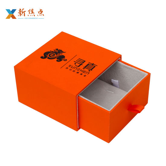 Wholesale Custom High-End Quality Printed Drawer Watch Gift Box