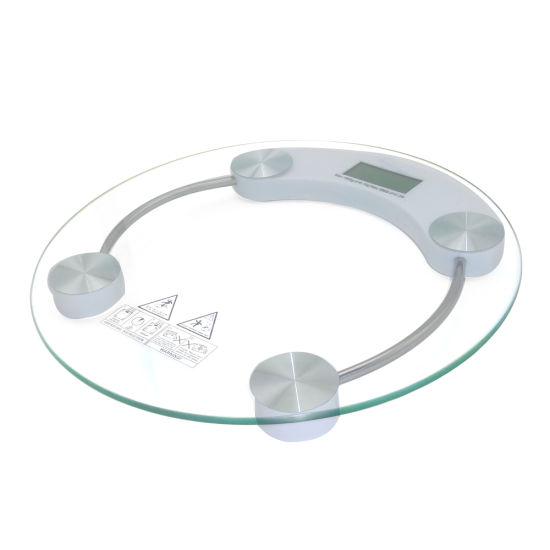 Smart Weigh Digital Bathroom Floor Body Scale 180kg