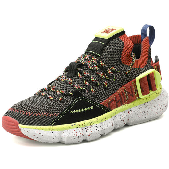 Sport Basketball Shoes Mesh Running Sneakers Shoes for Men Casual Walk