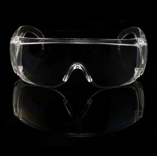 Card Myopia Transparent Medical Goggles Anti - Splash Protective Glasses