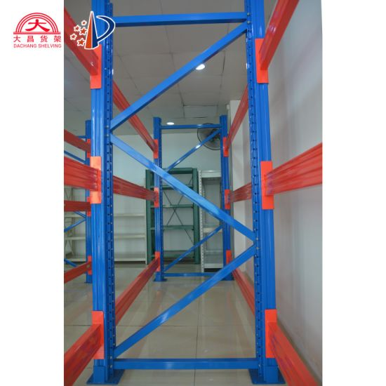 Heavy Duty Industrial Warehouse Selective Pallet Storage Rack