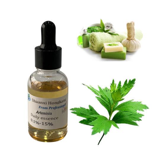 Pure Natural Artemisia Flavor Oil Artemisia Fragrance