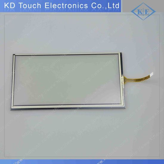 Customized High Quality Transparent Touch Screen