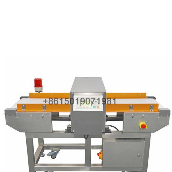 Automatic Conveyor Belt Metal Detector for Food Industry