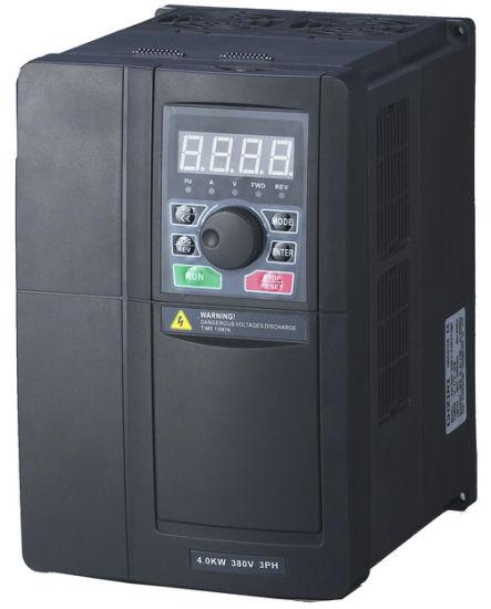 Chziri VFD VSD Frequency Inverter 4kw/ 3.7kw/5.5kw for CNC Machine