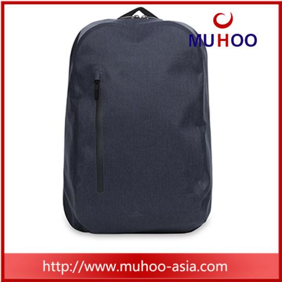 Black TPU Waterproof Travel/Laptop Backpack Dry Bag for Men