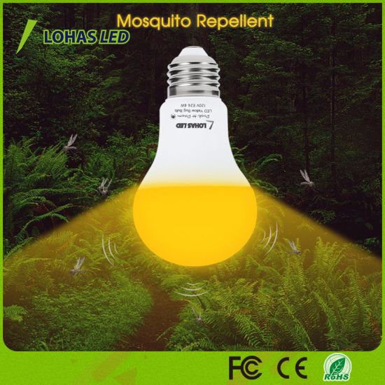 A19 6w Mosquito Repellent Led Bulb For Bedroom Night Light