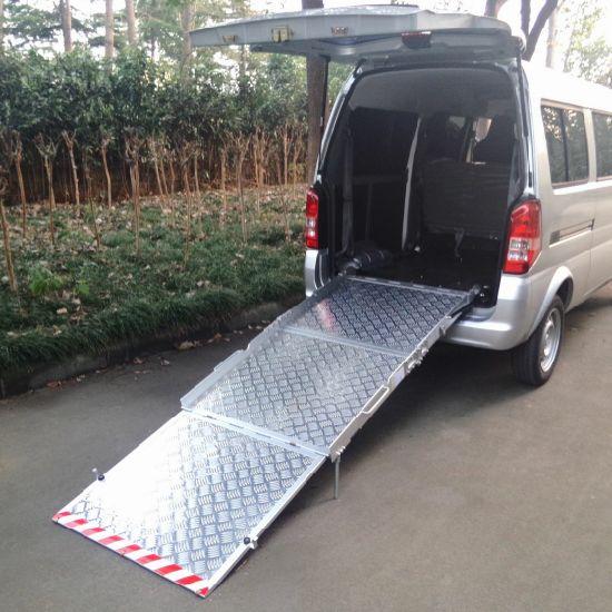 Wheelchair Ramp Van Options | Folding Van Ramps