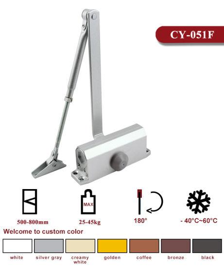 Light Door Closer with Best Quality Sustainability 25kg Door Factory Direct