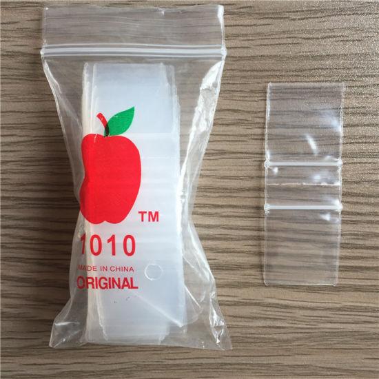 6f9f107a669 China Apple Mini Zip Lock Bags