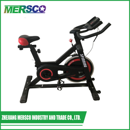 Black Color Spin Bike for Wholesale Fitness Gym Club.
