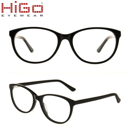 94f0d996a Cat Eye Acetate Optical Frame Stock Manufacturer in China - China ...