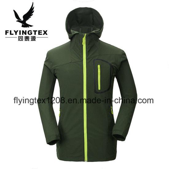Men's Waterproof Windproof Sports Outerwear Outdoor Coat Ski Jacket