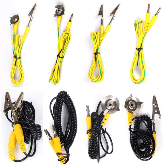 Surprising Anti Static Alligator Clip Nail Claw Earth Wire Grounding Caraccident5 Cool Chair Designs And Ideas Caraccident5Info