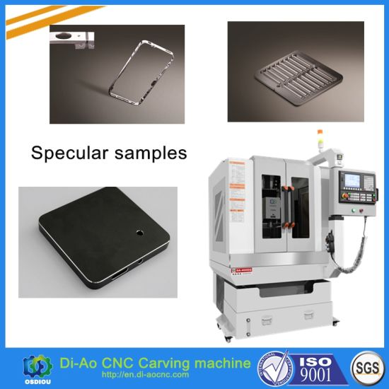CNC Highlight Machine Price Is Competitive for Glass, Metal, Aluminum, Acrylic Processing