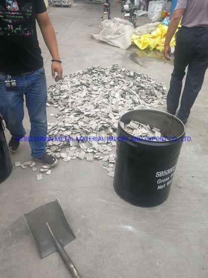 Pure 99.97% Nickel Plate/ Nickel Sheet / Nickel Metal Scrap with Factory Price