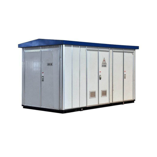 Pre-Installed Substation/Power Distribution Cabinet PDU Power Supply
