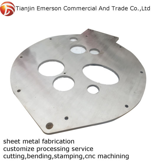 Precision Custom Services Bending Stamping Stainless Steel Parts Sheet Metal Fabrication