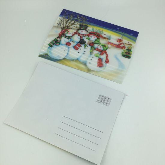 China greeting card 3d lenticular card christmas card china greeting card 3d lenticular card christmas card m4hsunfo