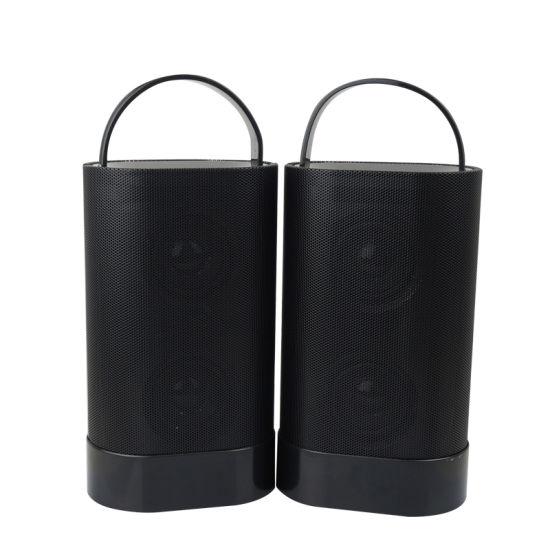 2018 New Arrival Colorful LED Outdoor Portable Bluetooth Speaker