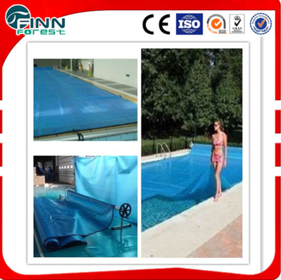 Delightful Whole Sale Factory Supply Swimming Pool PVC Tarpaulin (4mm And 5mm)