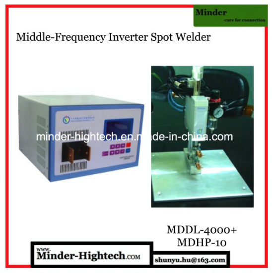 Dual Output Spot Welding Power Supply Mddl-1000s pictures & photos