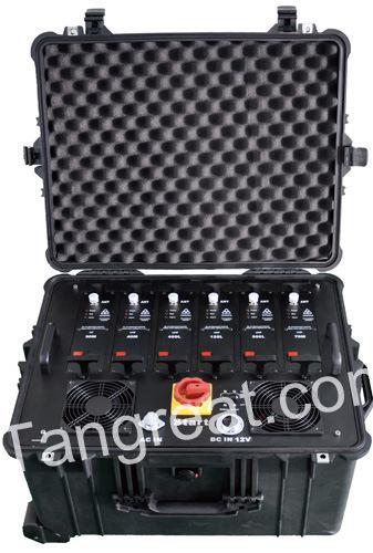 TG-VIP MB 2.0 VHF/UHF Portable Military Jammer