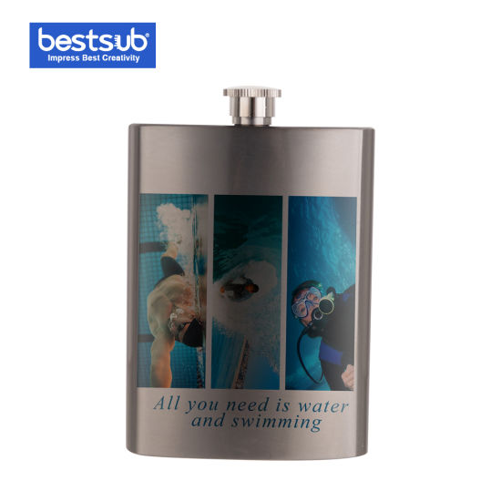 Bestsub 8oz Sublimation Stainless Steel Wine Pot (B08JH)