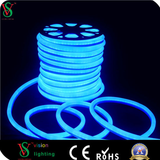 china the best top neon lights ip65 led rope light for outdoor use