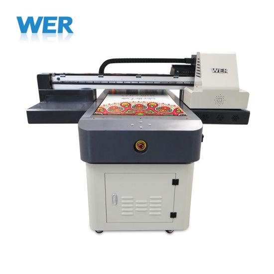 Multicolor A1 UV Printer for Pen, Card, Mobile Phone Shell, Golf Ball