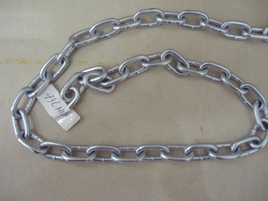 Galvanized DIN 763 Link Chain pictures & photos