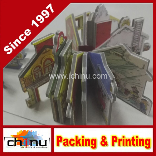 China Custom 3D Printing Book - China Hardcover Book