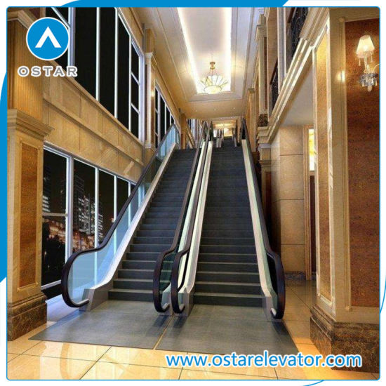 Commercial Building Used Indoor Escalator with Vvvf Control pictures & photos
