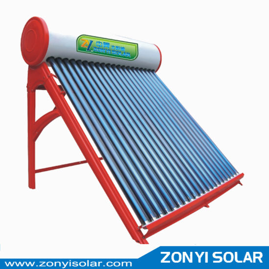 200L Compact High Pressure Solar Water Heater