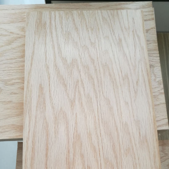 Red Oak Plywood 18mm BB/CC E1 1220*2440mm pictures & photos