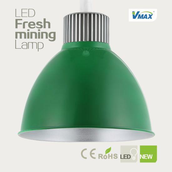 Fresh Mining Lmap 30W Round Light Shell High CRI COB Light Source Indoor Food Lighting IP44 High Bay LED Lights