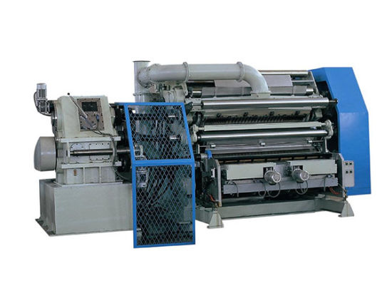 Doule Roller Type Single Facer & Paper Corrugating Machine