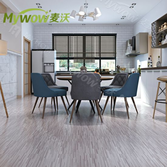 Self Adhesive Sxp Tile Flooring pictures & photos