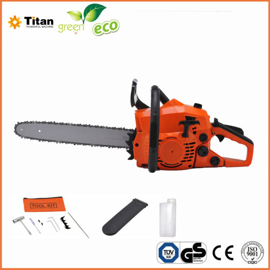 38cc Gasoline Chain Saw Garden Machine with Tools Kit (TT-CS3800) pictures & photos