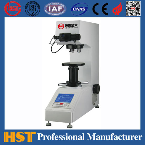 Hvs-5 Digital Display Vickers Hardness Tester pictures & photos
