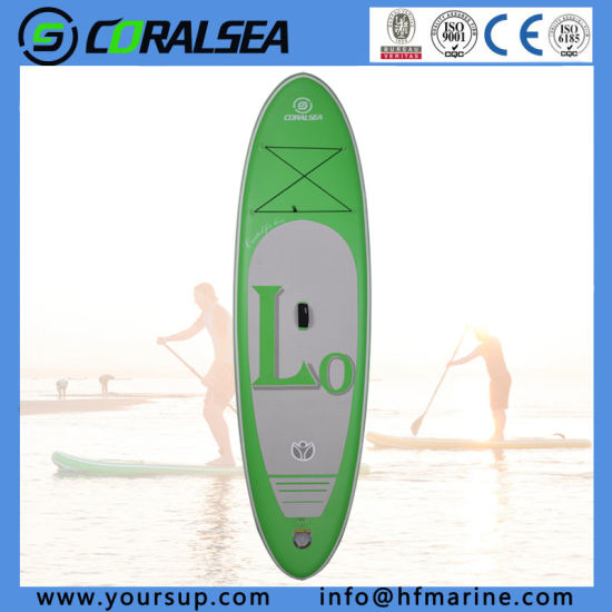 "New Material Popular Sup Pad for Sale (LV10′6 "") pictures & photos"