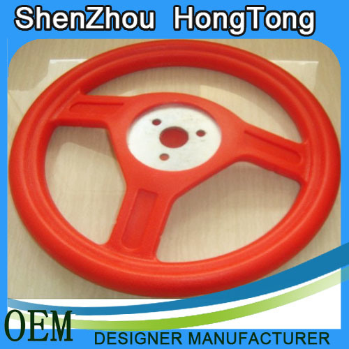 Black Plastic Steering Wheel for Toy Car pictures & photos