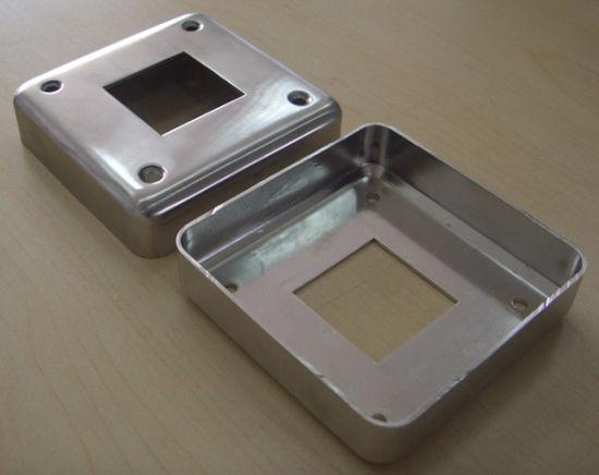 OEM Custom Metal Parts ISO 9001 Certificated