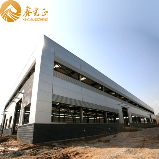 Pre-Engineering Steel Structure Warehouse (SS-20)