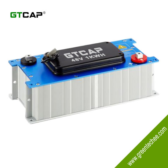 Gtcap Graphene Super Capacitor Lithium Ion Battery 48V 1kwh