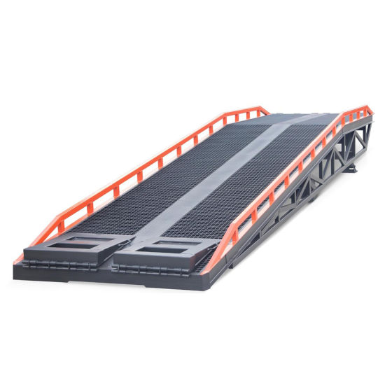 CE Approved Container Loading Ramp/Mobile Loading Ramp