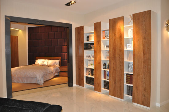 Book Cabinet For Modern Design Bedroom Furniture (Br B003)