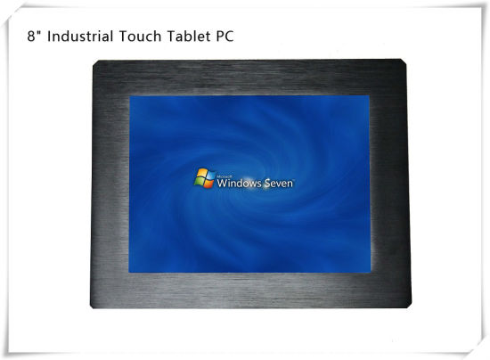 Toesee Brand Fanless All in One 8 Inch Touchscreen Industrial PC Tablet with High Temperature Resistance pictures & photos